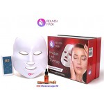 LED Light Therapy Face Mask-For Wrinkles and Acne-7 Colors